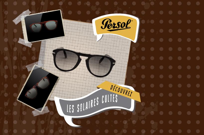 Les lunettes de soleil Persol : des solaires au design unique et de grande qualité