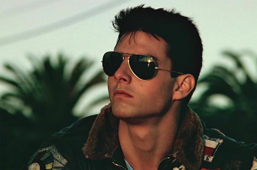 ed38833ad9b692 Les Lunettes de Tom Cruise au fil de ses films…   Visiofactory