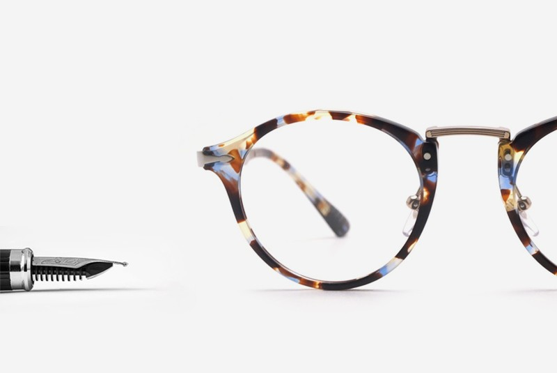 @Stylistic device : Persol Calligrapher Edition
