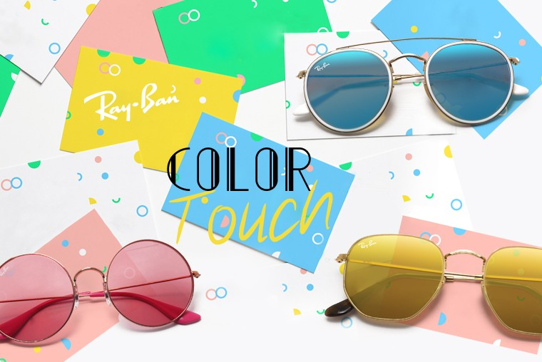 @Color Mix - Färben Sie Ihren Stil mit den Ray-Ban Neuheiten