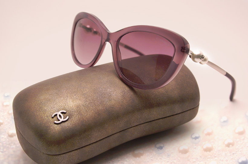 lunette chanel-perle-visiofactory