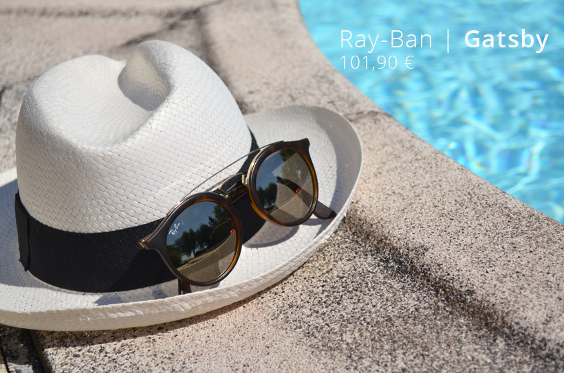 lunettes de soleil Ray-Ban gatsby-Visiofactory.com