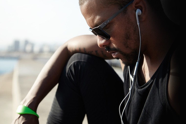 @Male Inspiration : Black trendy sunglasses