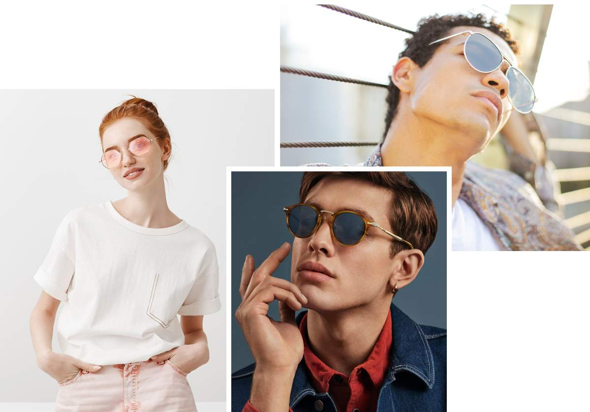 Sunglasses : the trends guide 2018