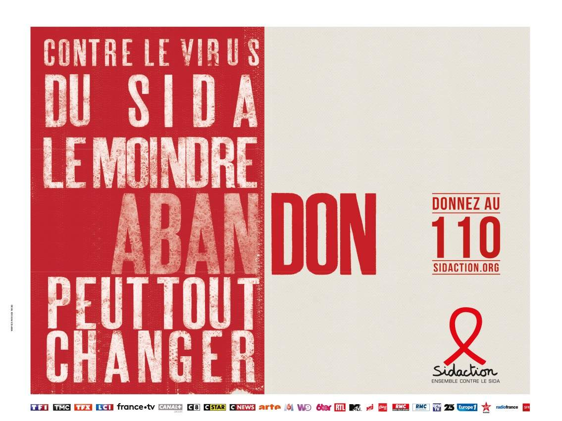 Visiofactory soutient Sidaction