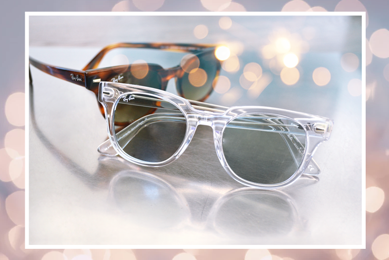Under the Christmas tree: a new Ray-Ban!