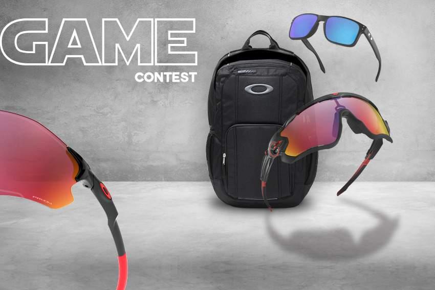 @Game Contest Oakley