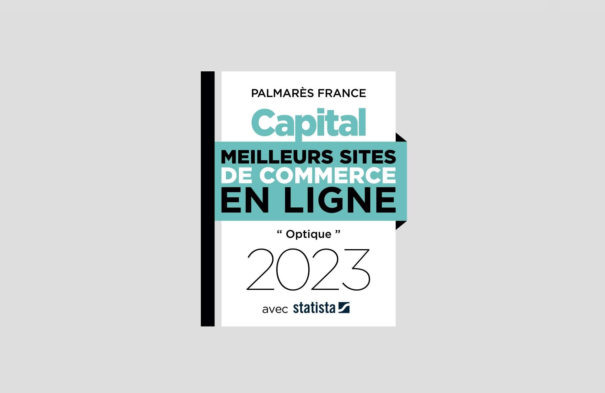 Visiofactory, meilleur opticien en ligne selon Capital