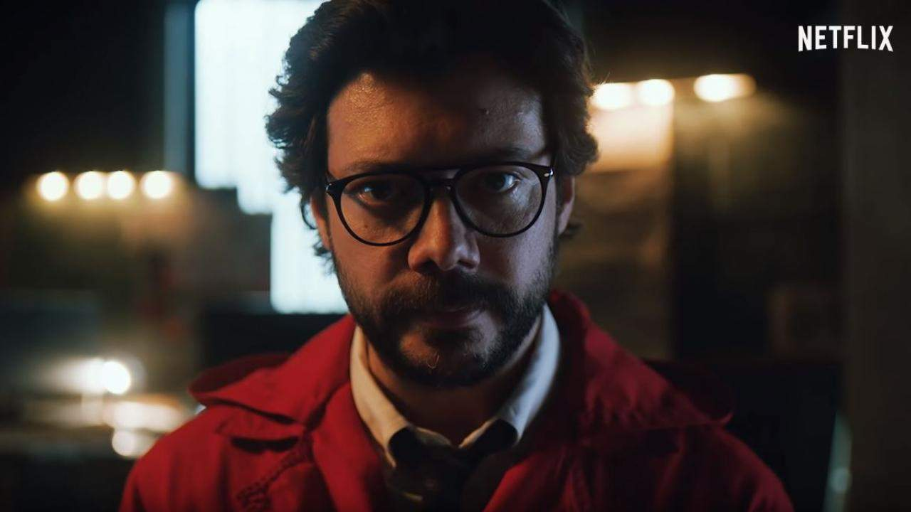We have pointed the El Professor glasses at Casa de Papel for you!