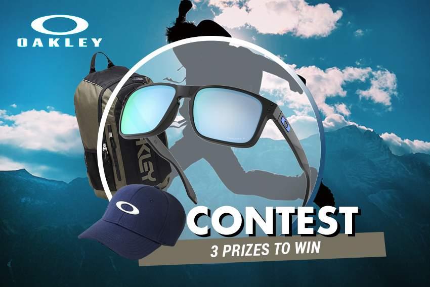 Oakley corrective lenses contest