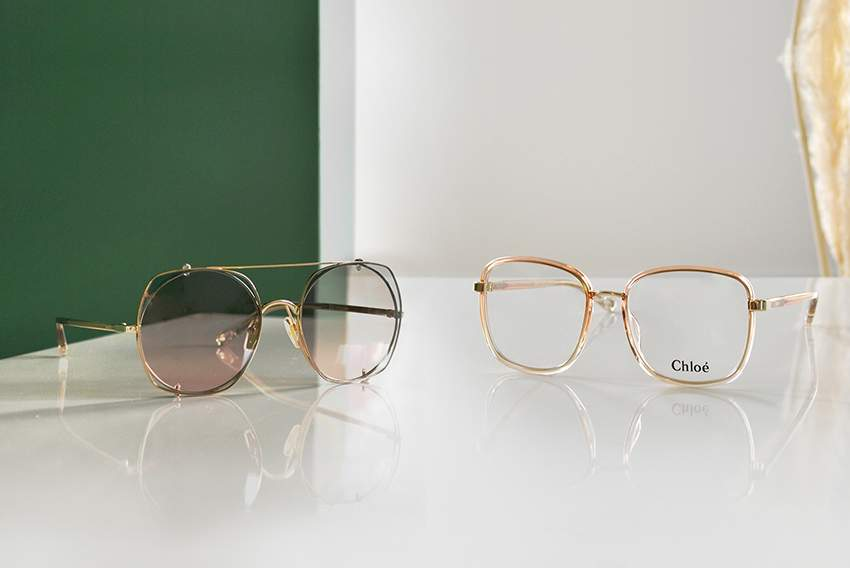 Discover the new collection and win two Chloé glasses