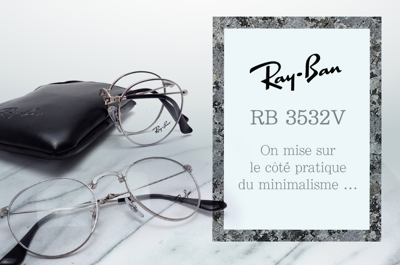 Nouveautés Ray-Ban : une...