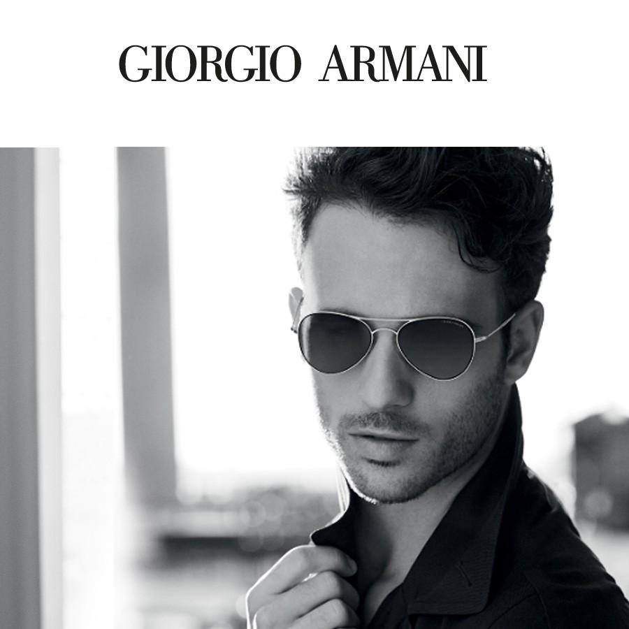 Giorgio Armani Sunglasses | Visiofactory