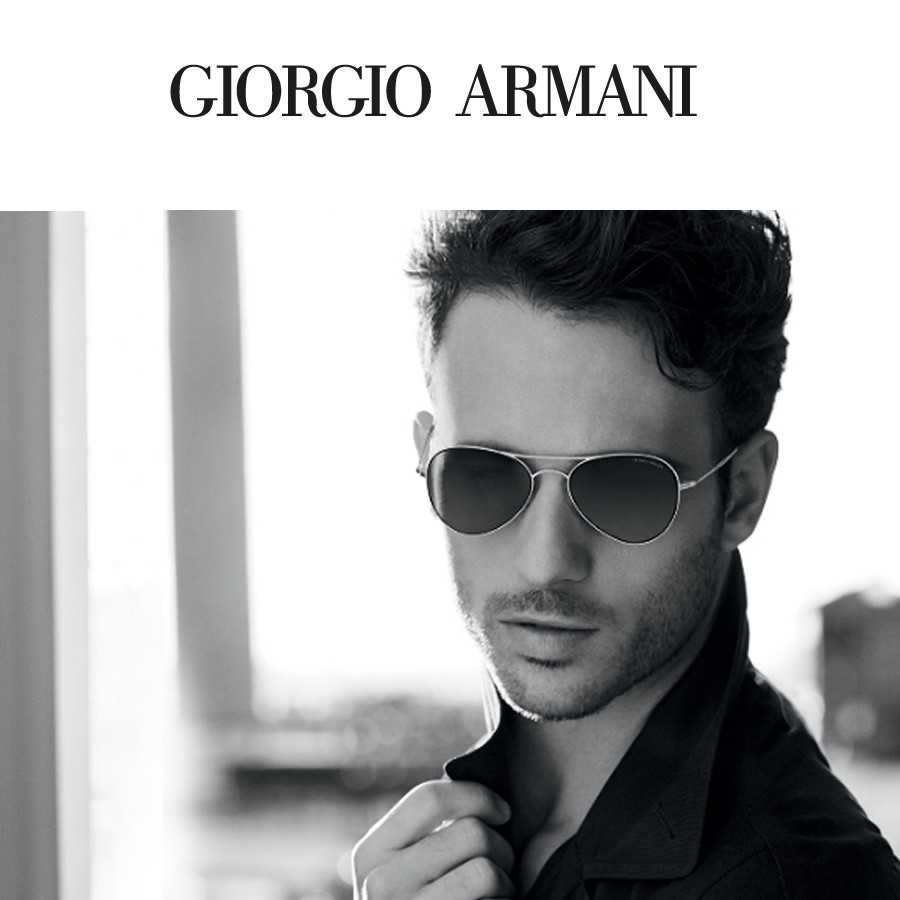 fac6dc4b4c1a Lunettes de soleil Giorgio Armani Frames of Life