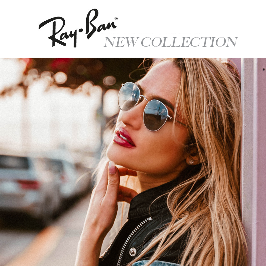 79a2e88f1244b Ray-Ban Sunglasses   New Collection 2018-2019   Visiofactory