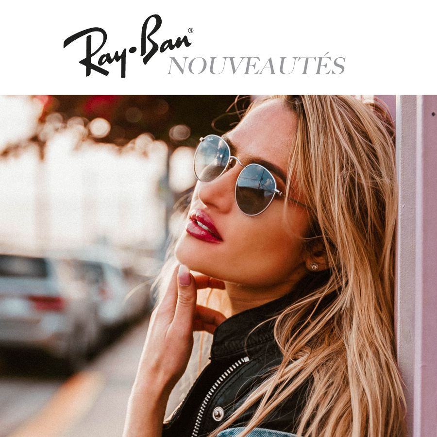 nouveaut s lunettes de soleil ray ban collection 2018 2019. Black Bedroom Furniture Sets. Home Design Ideas