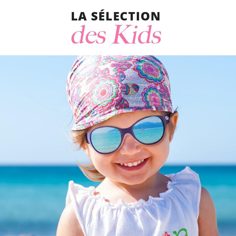 Lunettes de soleil Enfants - Solaires Junior   Visiofactory c4f2fa83d388