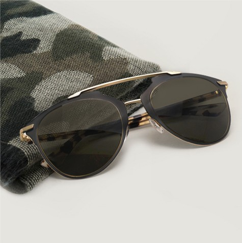 7e3ef7c414 Lunettes de soleil Dior Reflected | Visiofactory