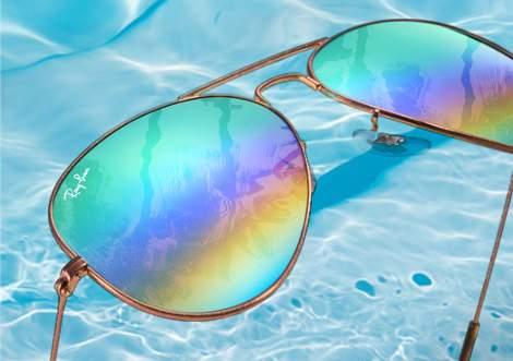 3a3c3c365 Ray-Ban Aviator Sunglasses | Visiofactory