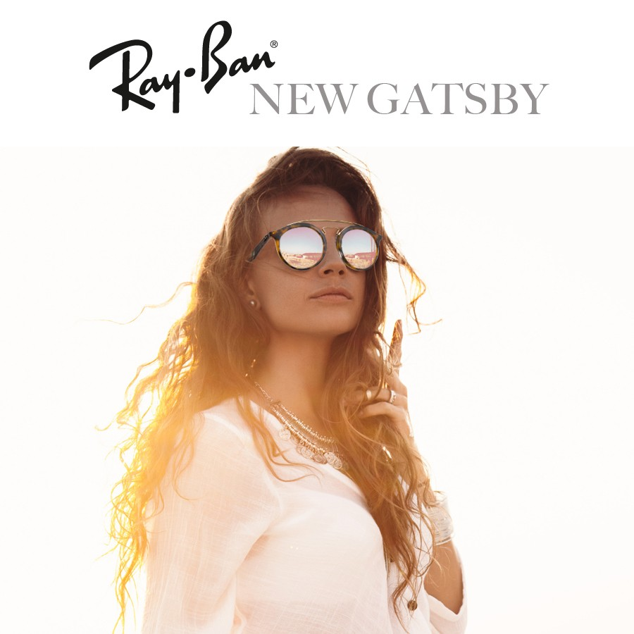 e50983203202ec Lunettes Ray ban Gatsby pour femme   homme   Visiofactory