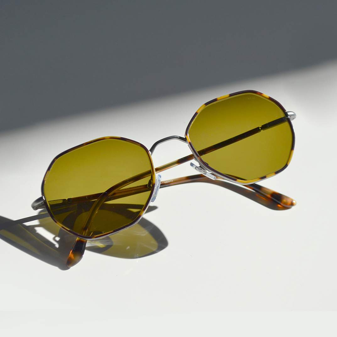 Sunglasses : an eye on trends