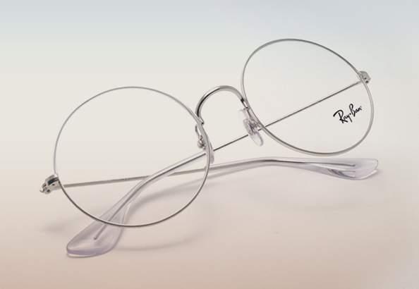 lunettes de vue rondes ray ban femme et homme visiofactory. Black Bedroom Furniture Sets. Home Design Ideas