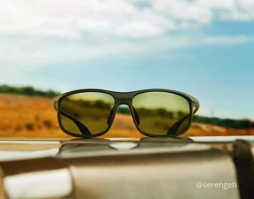 Lunettes de soleil Serengeti Homme   Visiofactory 477250f94193