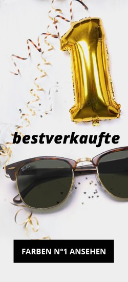 Topseller Ray-Ban Clubmaster