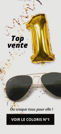 Top vente Ray-Ban Aviator