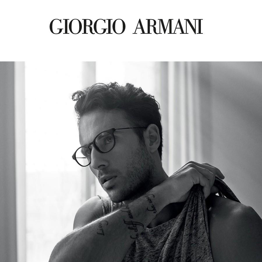 Lunettes de vue Giorgio Armani (2)   Visiofactory 592b542847d6
