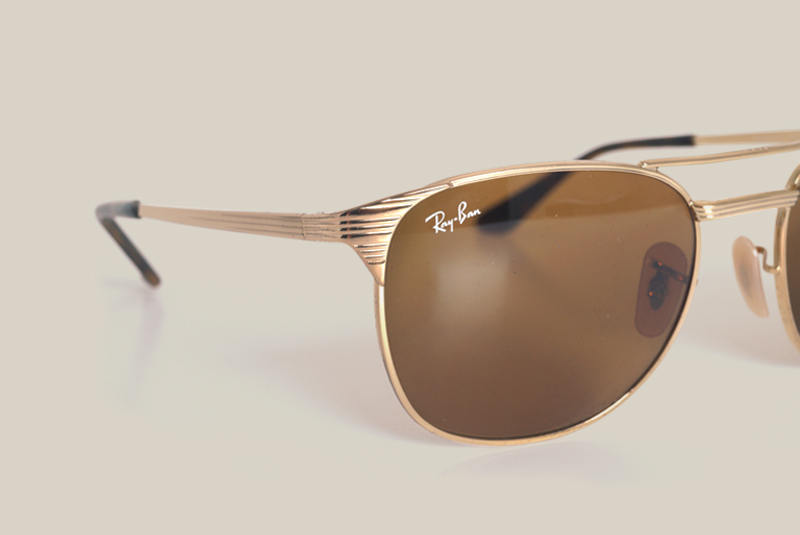 8cb034f4cd New Ray-Ban collection 100% vintage - Visiofactory