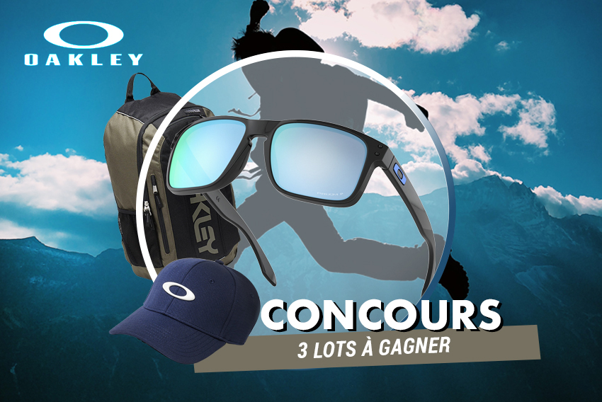 Concours Oakley by Visiofactory