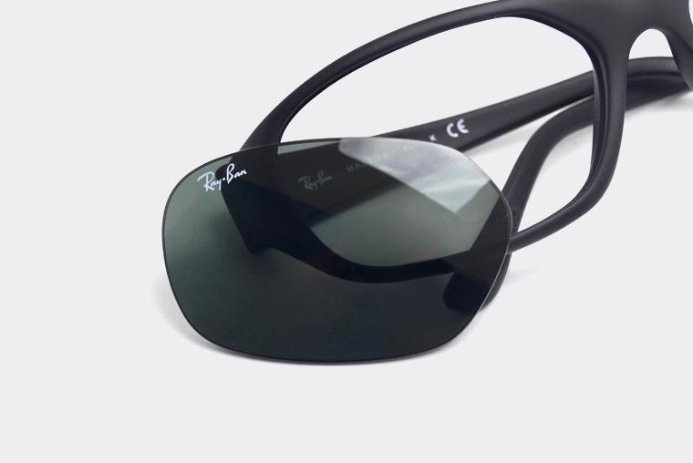 d53212fc8b3c7 Les nouveaux verres Ray Ban Chromance améliorent l intensité des couleurs  et réduisent le flou   la clarté est optimale.