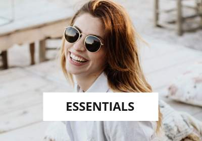 Sunglasses : essentials
