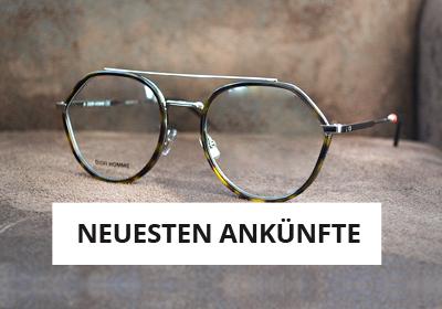 Sehbrillen-Neuheiten