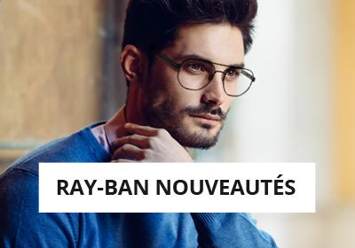 Ray-Ban optiques nouveautés